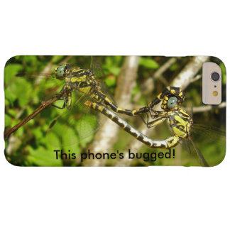 Club-tailed Dragonflies Bugged iPhone Case