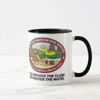 Club Your Mate Mug