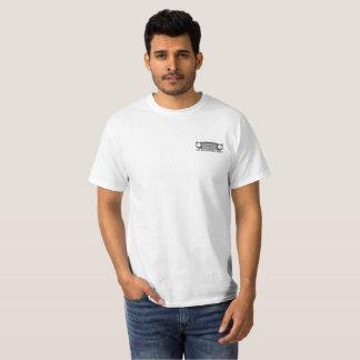 ClubG Shirts - Classic Horizontal in Dark Grey