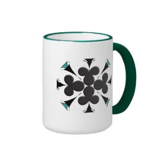 Clubs Ringer Mug