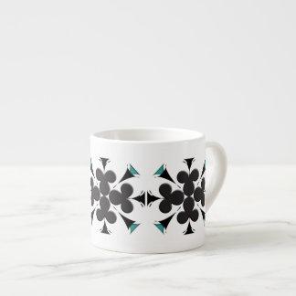 Clubs Espresso Mug