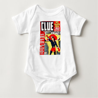 Clue Boy Baby Bodysuit