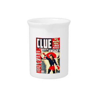 Clue Boy Pitcher