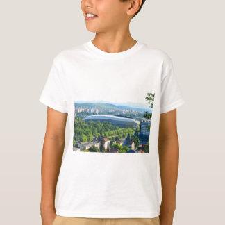 Cluj Arena Stadium in Cluj T-Shirt