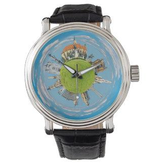 cluj napoca city romania little planet landmark ar watch
