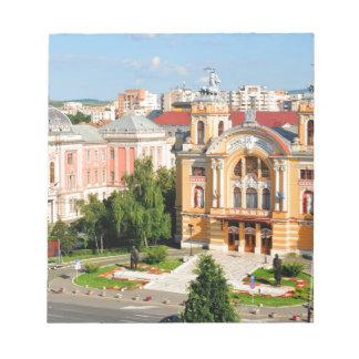 Cluj-Napoca, Romania Notepads