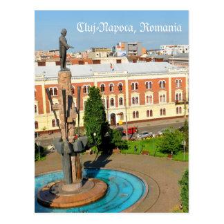 Cluj-Napoca, Romania Postcard