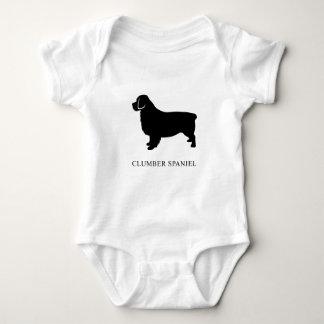 Clumber Spaniel Baby Bodysuit
