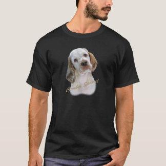 Clumber Spaniel  Portrait T-Shirt