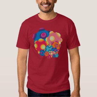 ClumpBubble Collage T Shirts