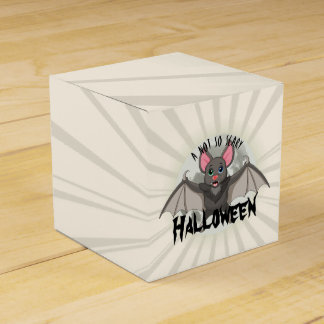 Clumsy, The Little Bat & A Not So Scary Halloween Favour Box