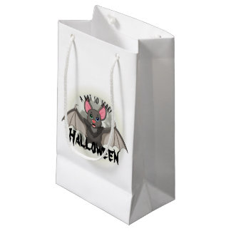 Clumsy, The Little Bat & A Not So Scary Halloween Small Gift Bag