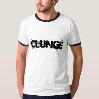 clunge urban slang tshirt