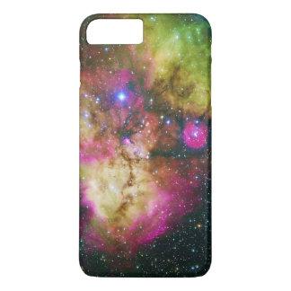 Cluster NGC 2467 Skull and Crossbones Nebula iPhone 7 Plus Case