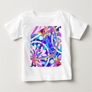 Cluster of Color Violet Variation Baby T-Shirt