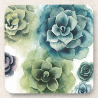 Cluster of Succulents Coaster