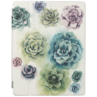 Cluster of Succulents iPad Cover
