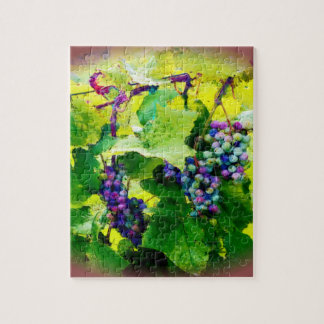 clusters of grapes 17 jigsaw puzzle