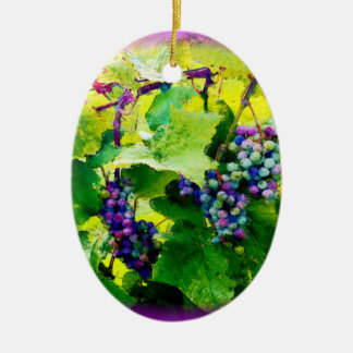 clusters of grapes 17 ornament