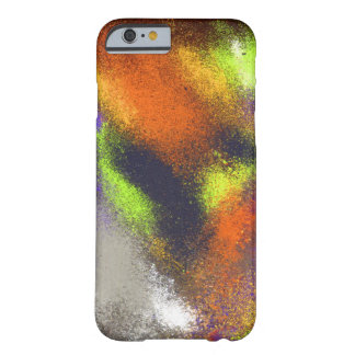 Clusters Orange Barely There iPhone 6 case