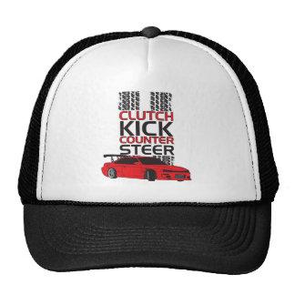 Clutch Kick Drift Cap