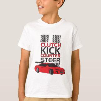 Clutch Kick Drift T-Shirt