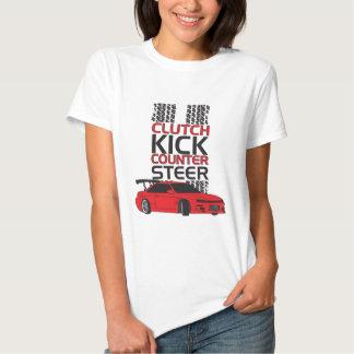 Clutch Kick Drift Tee Shirt