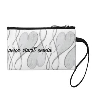 Clutch: Love Conquers All Coin Wallet