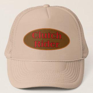 Clutch Rider Trucker Hat