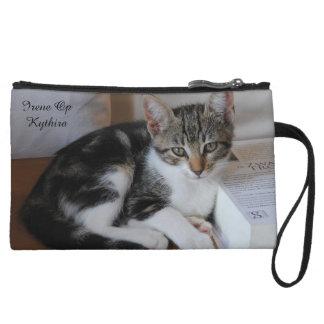 clutches & cats wristlet clutches
