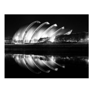 Clyde Auditorium in Glasgow Postcard