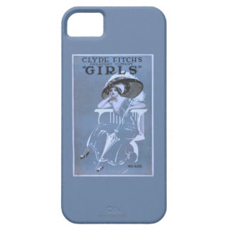 """Clyde Fitch's Greatest Comedy, """"Girls"""" Theatre Case For The iPhone 5"""