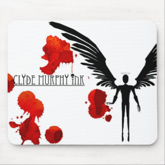 Clyde Murphy Ink Mouse Pad