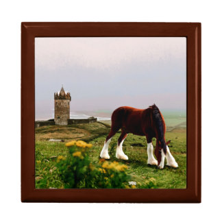 Clydesdale Castle Gift Box