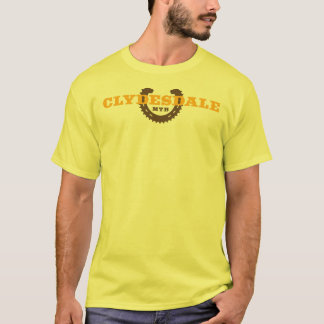 Clydesdale MTB tee