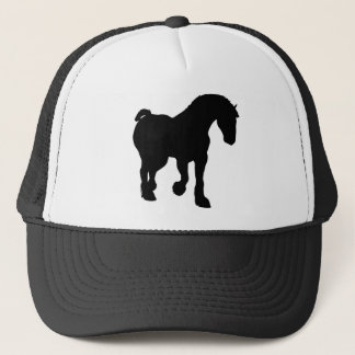 Clydesdale Trucker Hat