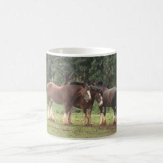 Clydesdales Mug