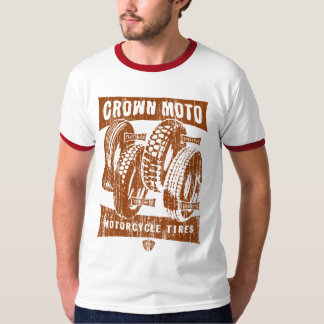 CM Rubbers (vintage red) T-Shirt