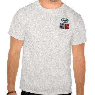 CMB Kosovo Combat Medic Shi Tee Shirts