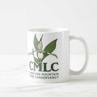 CMLC Lady Slipper logo Coffee Mug