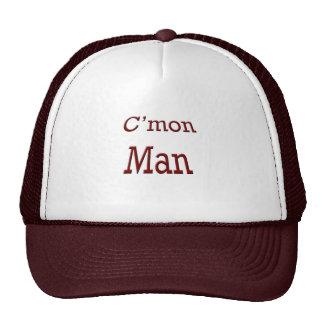 C'mon man cap