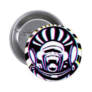 CMonkeYK 6 Cm Round Badge