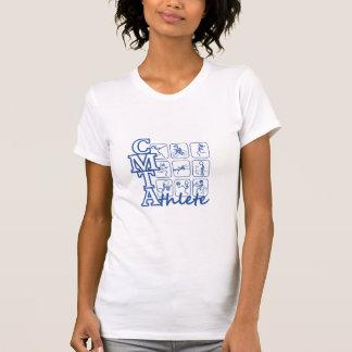CMTA Athlete Ladies T-shirt