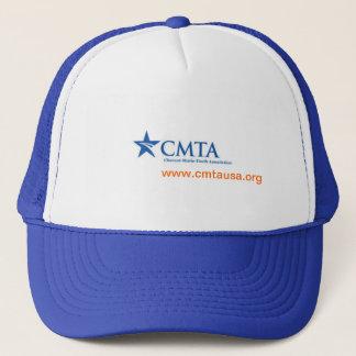CMTA logo hat