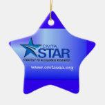 CMTA STAR ornament