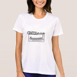 CMTAthlete Performance Micro-Fiber T-Shirt rowing
