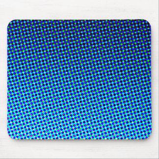 CMYK Dot Pattern mousepad