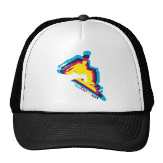 CMYK is Not  a Crime Mesh Hat