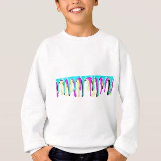 CMYK paint splash Sweatshirt