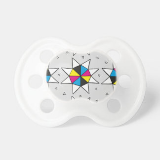 CMYK Star Wheel Dummy